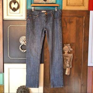 Free People women's size 31 skinny leg jeans